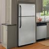 Frigidaire 18.3-cu ft Top-Freezer Refrigerator (Silver Mist)