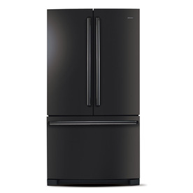 Electrolux 26.6-cu ft French Door Refrigerator with Single Ice Maker (Smooth Black) ENERGY STAR