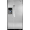 Frigidaire Gallery 26.1 cu ft Side-by-Side Refrigerator Stainless Steel