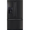 Electrolux 22.6 cu ft Bottom-Freezer Counter-Depth Refrigerator (Black) ENERGY STAR