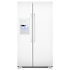 Frigidaire 26 cu ft Side-By-Side Refrigerator (White) ENERGY STAR