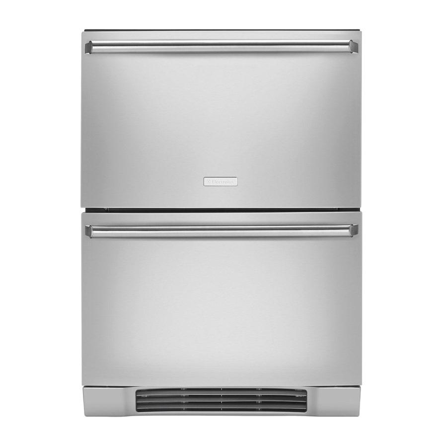 Shop Electrolux 6 Cu Ft Freezerless Refrigerator Color