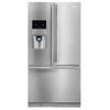Electrolux Icon 22.5-cu ft Counter-Depth French Door Refrigerator with Single Ice Maker (Stainless Steel) ENERGY STAR
