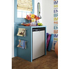 Frigidaire 4.4-cu ft Compact Refrigerator with Freezer Compartment (Silver Mist) ENERGY STAR