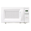 Frigidaire 0.7-cu ft 700-Watt Countertop Microwave (White)