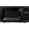 Frigidaire 0.7 cu ft 700-Watt Countertop Microwave (Black)