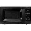 Frigidaire 0.7-cu ft 700-Watt Countertop Microwave (Black)