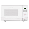 Frigidaire 0.9-cu ft 900-Watt Countertop Microwave (White)