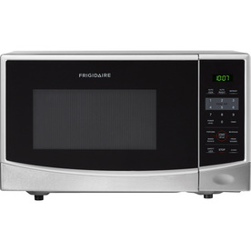 Frigidaire 0.9 cu ft 900-Watt Countertop Microwave (Stainless Steel)