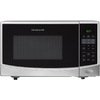 Frigidaire 0.9-cu ft 900-Watt Countertop Microwave (Stainless Steel)