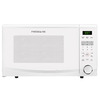 Frigidaire 1.1-cu ft 1100-Watt Countertop Microwave (White)