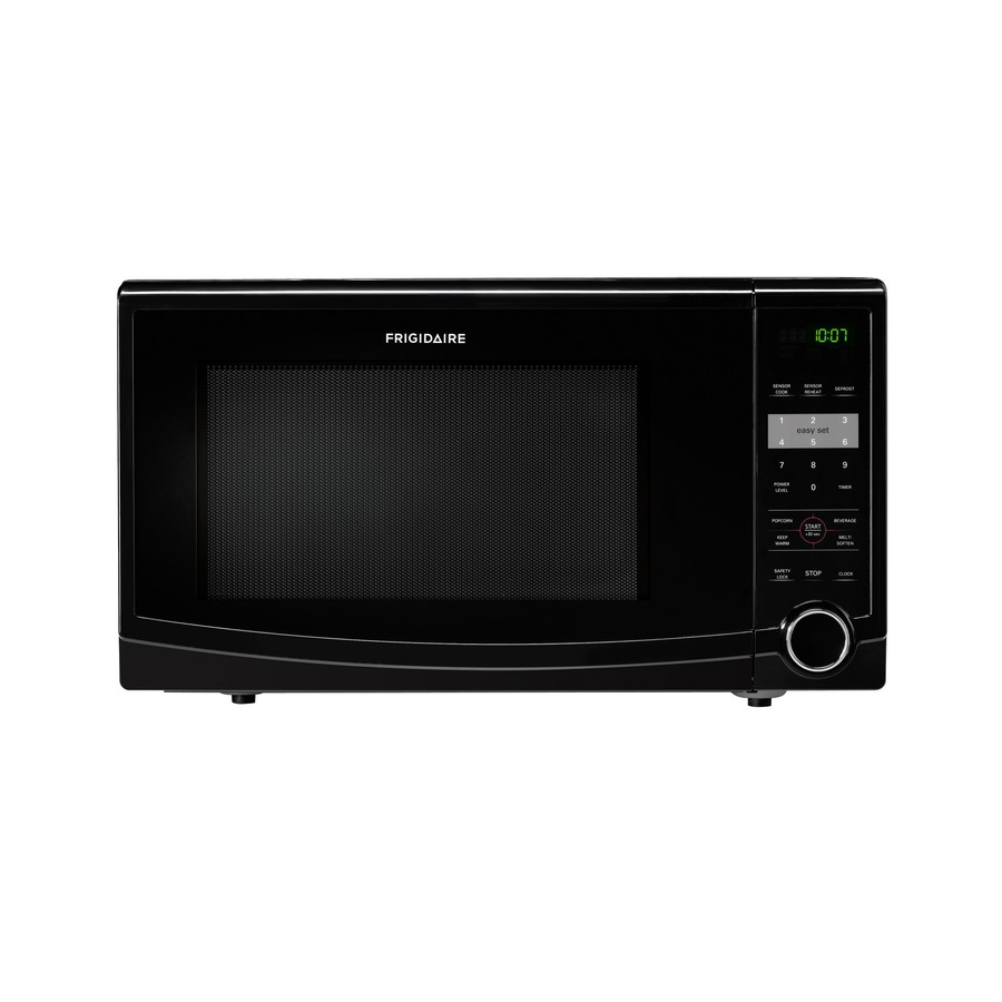 Frigidaire Countertop Microwave Lowes : ... Frigidaire 1.1-cu ft 1,100-Watt Countertop Microwave (Black) at Lowes