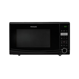 Frigidaire 1.1 cu ft 1100-Watt Countertop Microwave (Black)