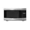 Frigidaire 1.1-cu ft 1100-Watt Countertop Microwave (Stainless Steel)