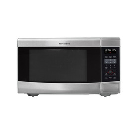 Frigidaire 1.6-cu ft 1100-Watt Countertop Microwave (Stainless Steel)