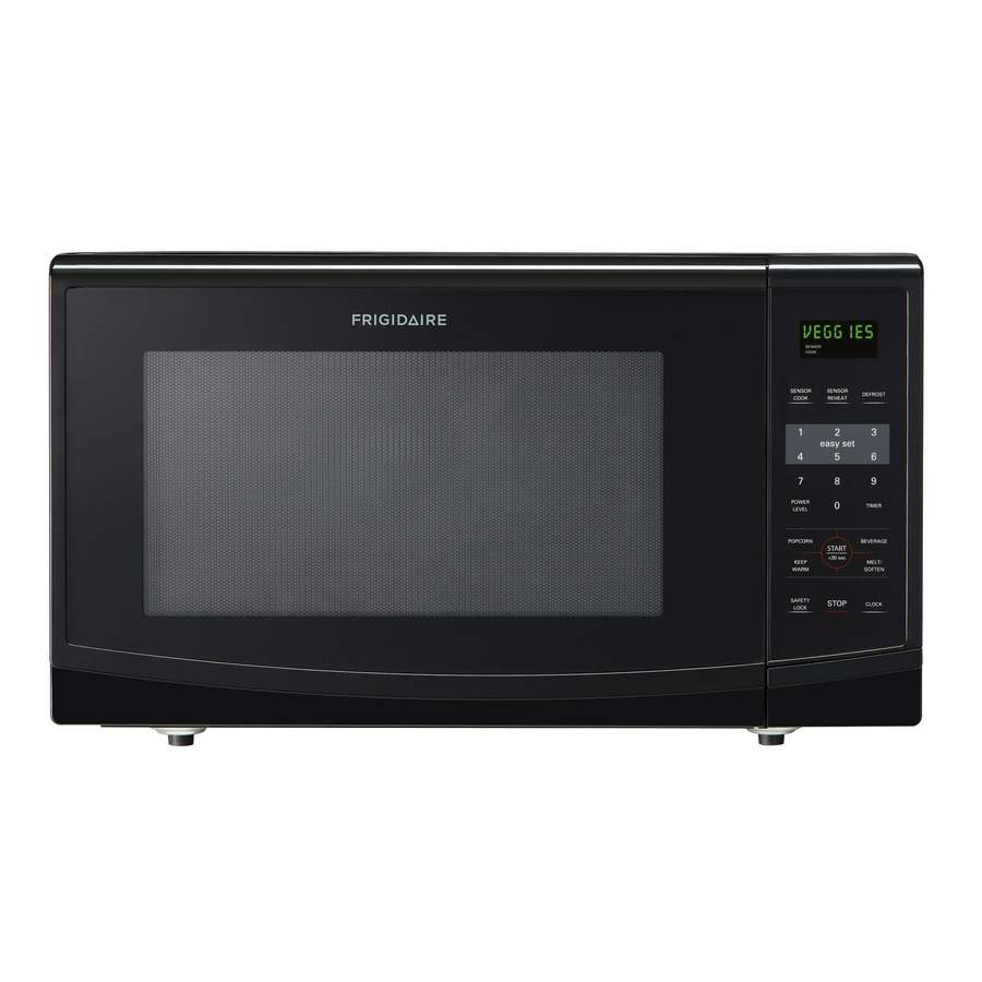Frigidaire Countertop Microwave Lowes : ... Frigidaire 2.2-cu ft 1,200-Watt Countertop Microwave (Black) at Lowes