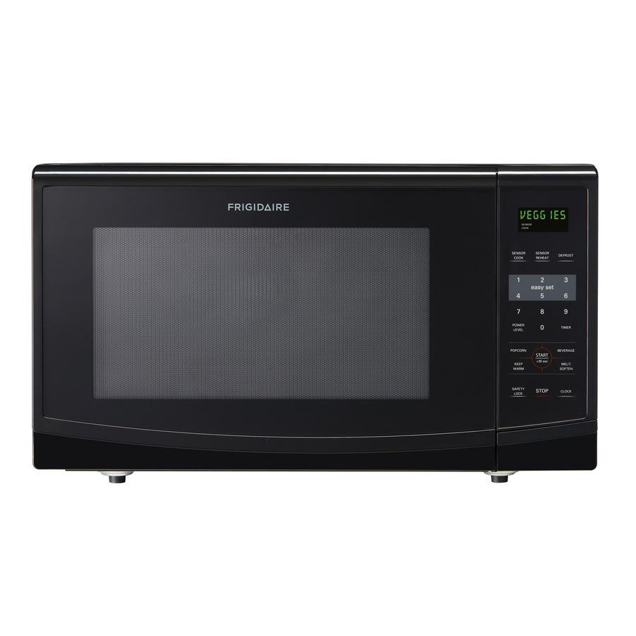 ... cu ft 1,200-Watt Countertop Microwave (Black) at Lowes.com