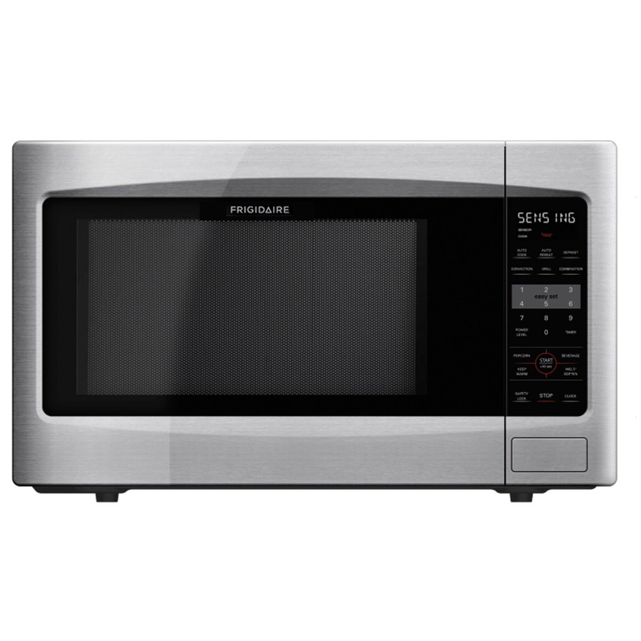 Countertop Microwave In Stainless Steel : ... cu ft 1,200-Watt Countertop Microwave (Stainless Steel) at Lowes.com