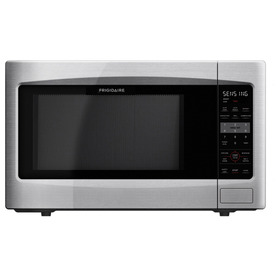 Frigidaire 2.2-cu ft 1,200-Watt Countertop Microwave (Stainless Steel)