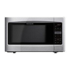 Countertop Stove Lowes : ... -Watt Countertop Convection Microwave (Stainless Steel) at Lowes.com