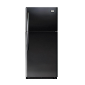 Frigidaire Gallery 18.3 cu ft Top-Freezer Refrigerator (Smooth Black) ENERGY STAR
