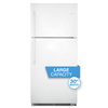 Frigidaire 20.6-cu ft Top-Freezer Refrigerator (White)