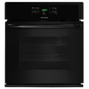 Frigidaire Self-Cleaning Single Electric Wall Oven (Black) (Common: 30-in; Actual: 30-in)