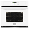 Frigidaire Gallery Self-Cleaning Convection Single Electric Wall Oven (White) (Common: 30-in; Actual 30-in)