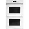 Frigidaire Self-Cleaning Double Electric Wall Oven (White) (Common: 30-in; Actual: 30-in)
