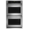 Frigidaire Self-Cleaning Double Electric Wall Oven (Stainless Steel) (Common: 30-in; Actual: 30-in)