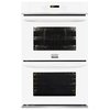 Frigidaire Gallery Convection Single-Fan European Element Double Electric Wall Oven (White) (Common: 30-in; Actual: 30-in)