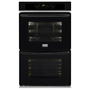 Frigidaire Gallery Convection Single-Fan European Element Double Electric Wall Oven (Black) (Common: 30-in; Actual: 30-in)