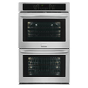Frigidaire Gallery Convection Single-Fan European Element Double Electric Wall Oven (Stainless Steel) (Common: 30-in; Actual: 30-in)