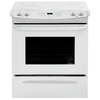 Frigidaire Smooth Surface Slide-In Electric Range (White) (Common: 30-in; Actual 30-in)