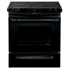 Frigidaire Smooth Surface Slide-In Electric Range (Black) (Common: 30-in; Actual 30-in)