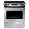 Frigidaire Smooth Surface Slide-In Electric Range (Stainless Steel) (Common: 30-in; Actual 30-in)