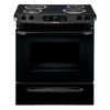 Frigidaire Slide-In Electric Range (Black) (Common: 30-in; Actual 30-in)