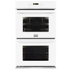 Frigidaire Gallery Convection Single-Fan European Element Double Electric Wall Oven (White) (Common: 27-in; Actual: 27-in)