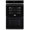 Frigidaire Gallery Convection Single-Fan European Element Double Electric Wall Oven (Black) (Common: 27-in; Actual: 27-in)