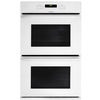 Frigidaire Self-Cleaning Double Electric Wall Oven (White) (Common: 27-in; Actual: 27-in)