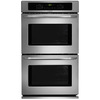 Frigidaire Self-Cleaning Double Electric Wall Oven (Stainless Steel) (Common: 27-in; Actual: 27-in)