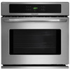Frigidaire Self-Cleaning Single Electric Wall Oven (Stainless Steel) (Common: 27-in; Actual 27-in)
