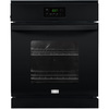 Frigidaire Single Electric Wall Oven (Black) (Common: 24-in; Actual 23.875-in)