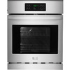 Frigidaire Single Electric Wall Oven (Stainless Steel) (Common: 24-in; Actual 23.875-in)