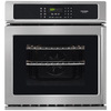 Frigidaire Gallery Convection Single Electric Wall Oven (Smudge-Proof Stainless Steel) (Common: 27-in; Actual 27-in)