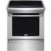Electrolux Smooth Surface Self-Cleaning Slide-in Convection Electric Range (Stainless Steel) (Common: 30-in; Actual 30-in)