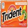 Cadbury 1-oz Trident Tropical Twist Chewing Gum