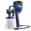 HomeRight Finish Max Cup Fed 3-PSI Handheld High-Volume Low-Pressure Paint Sprayer
