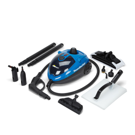 HomeRight 12-Piece Steamer for Steam Cleaning and Wallpaper Removal Multi-Tool