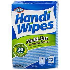 Handi-Wipes Poly Cotton Cloth